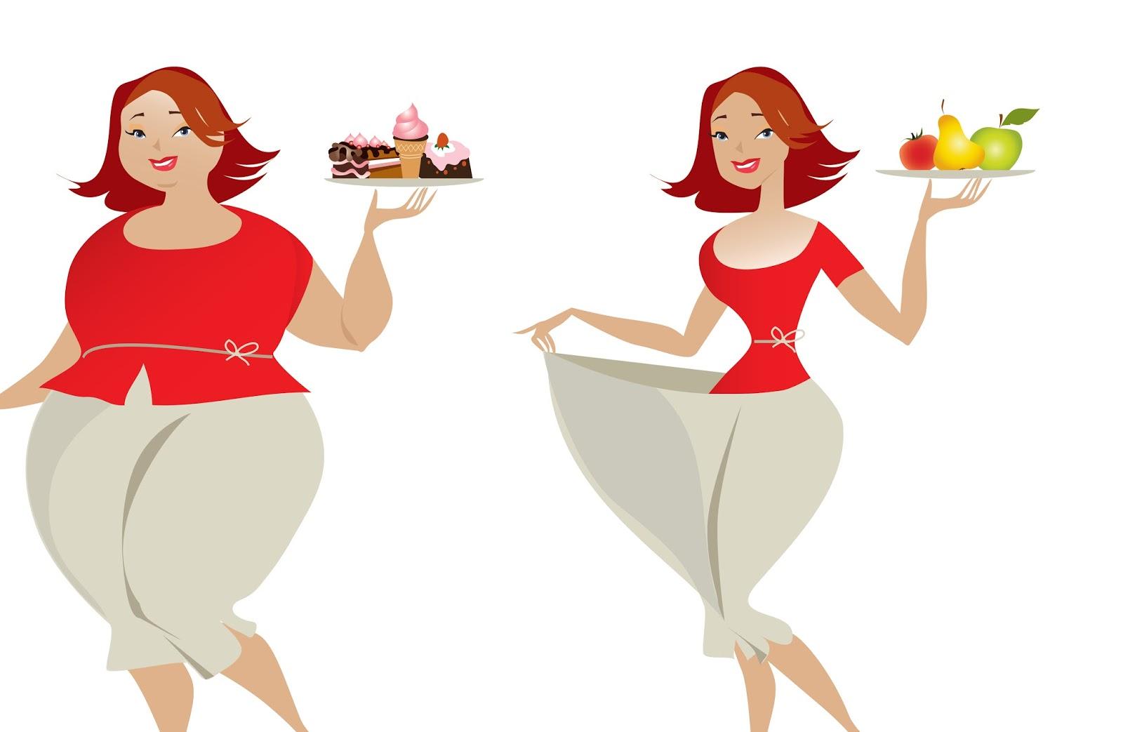 كيف اتخلص من الوزن الزائد بسرعة
