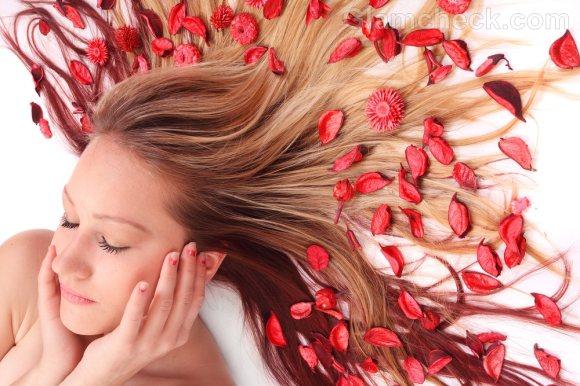اهم الفيتامينات التي تساعد على نمو الشعر
