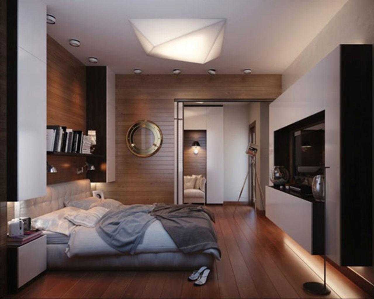 أجمل ديكورات غرف النوم 19