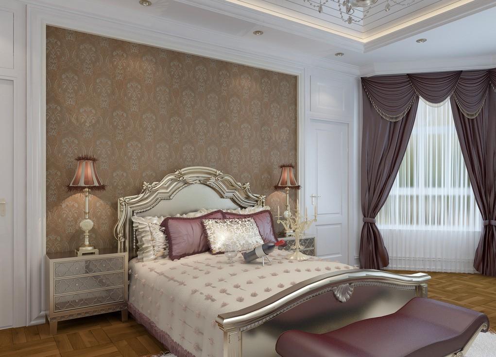أجمل ديكورات غرف النوم 23