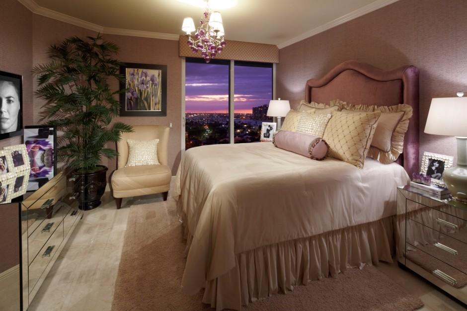 أجمل ديكورات غرف النوم 24