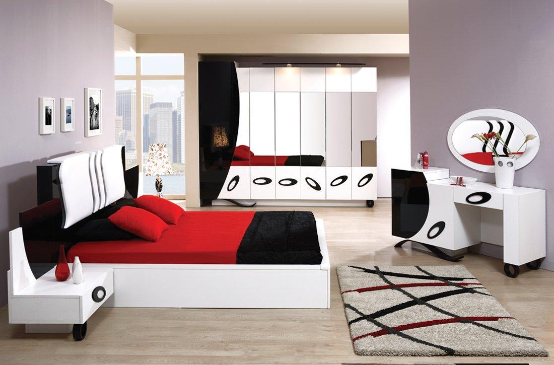 أجمل ديكورات غرف النوم 276