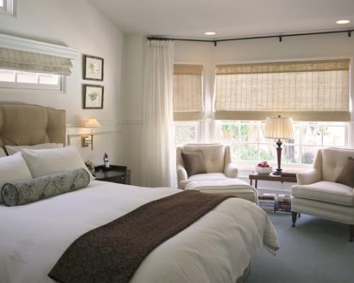 أجمل ديكورات غرف النوم 3