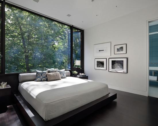 أجمل ديكورات غرف النوم 4