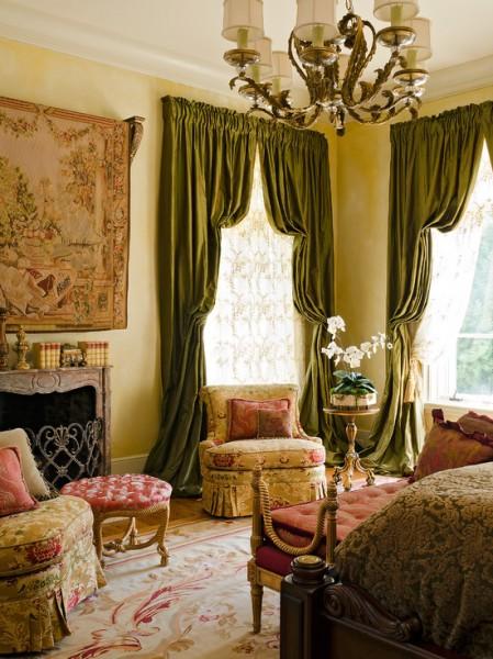 أجمل ديكورات غرف النوم 5