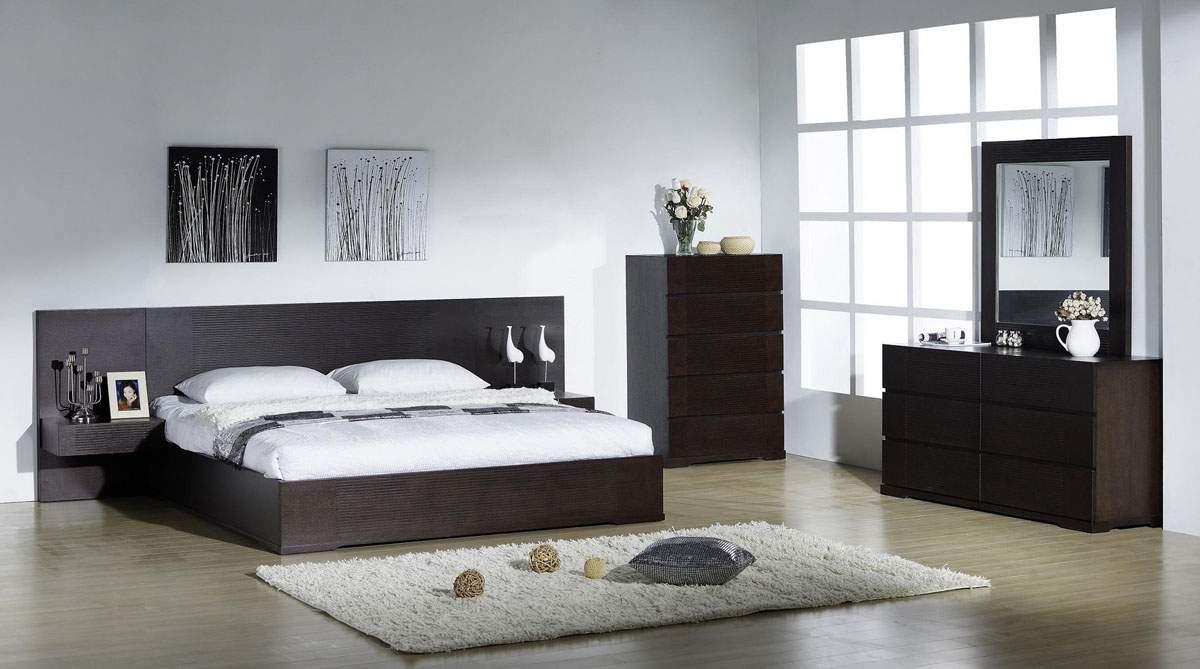 أجمل ديكورات غرف النوم 9
