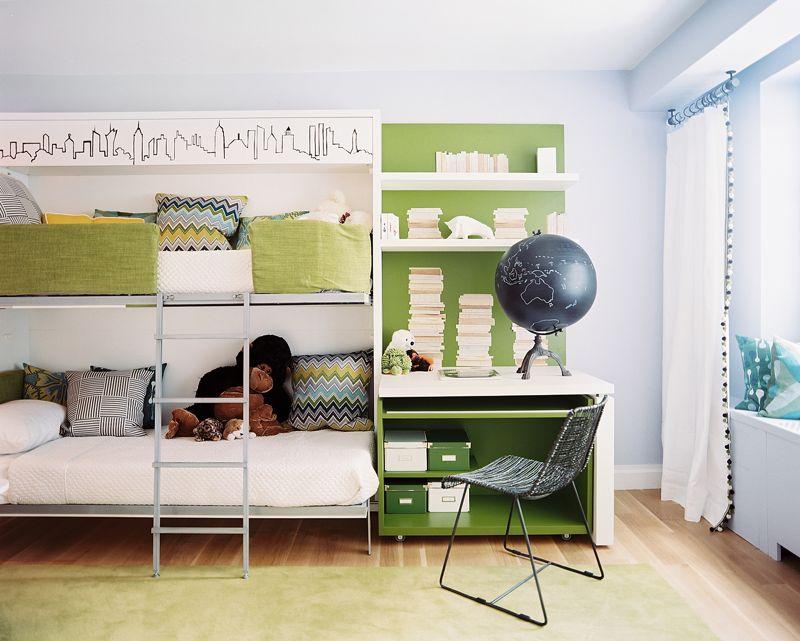 ديكورات غرف الأطفال 11