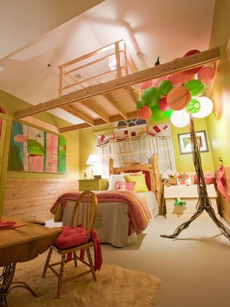 ديكورات غرف الأطفال 25