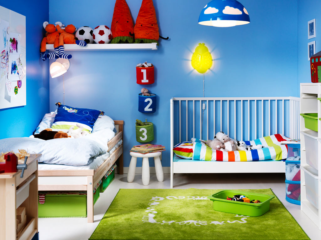 ديكورات غرف الأطفال