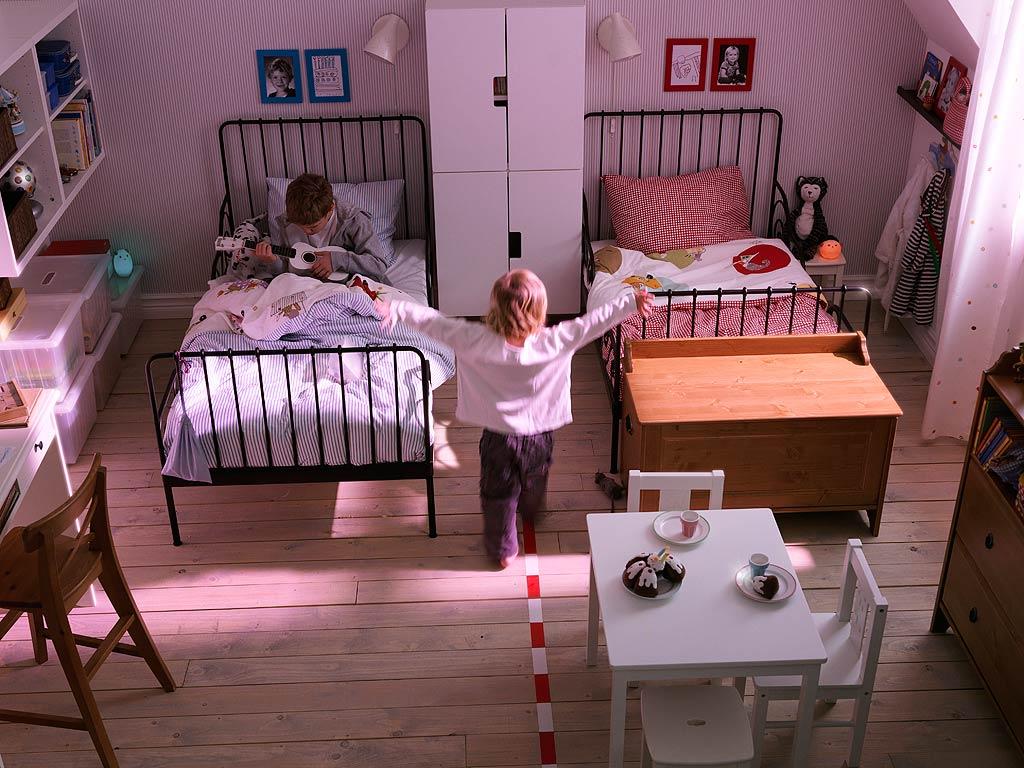 ديكورات غرف الأطفال8