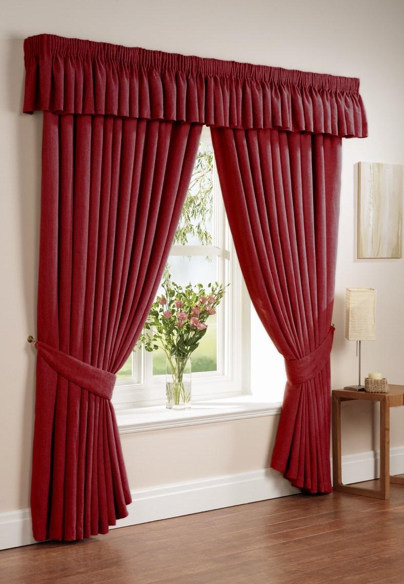 Modern Curtain Valance Ideas