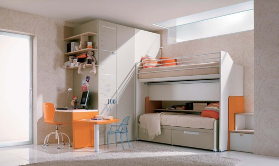 غرف نوم للبنات 3