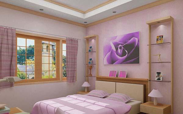 غرف نوم للبنات 30