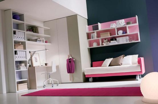 غرف نوم للبنات1