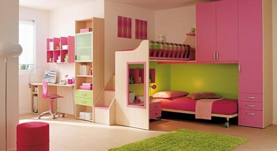 غرف نوم للبنات13
