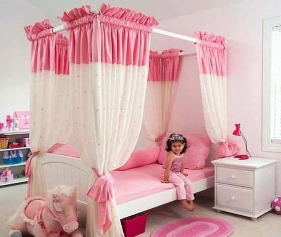 غرف نوم للبنات14