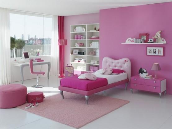 غرف نوم للبنات16