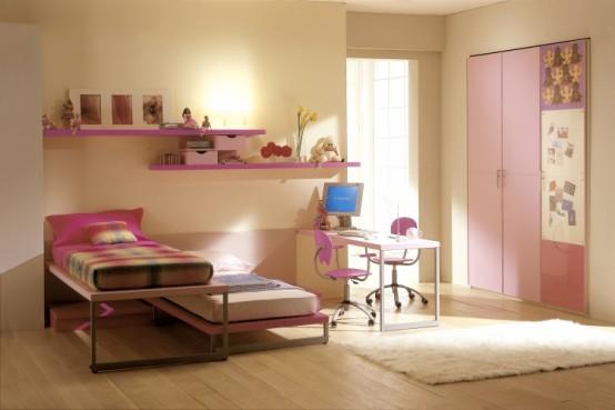 غرف نوم للبنات21