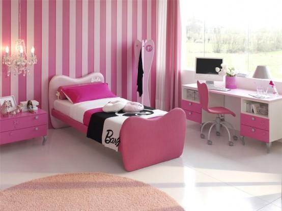غرف نوم للبنات24