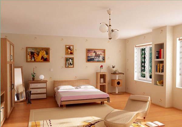 غرف نوم للبنات26