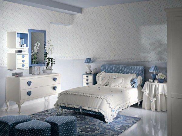 غرف نوم للبنات33