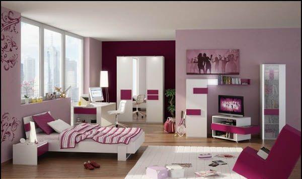 غرف نوم للبنات34