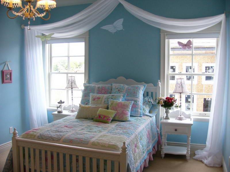 غرف نوم للبنات37