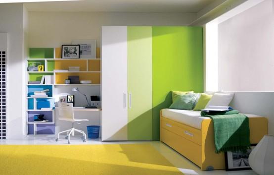 غرف نوم للبنات5