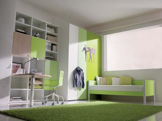 غرف نوم للبنات6