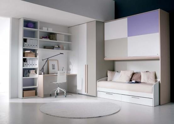 غرف نوم للبنات8