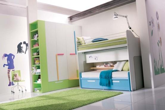 غرف نوم للبنات9