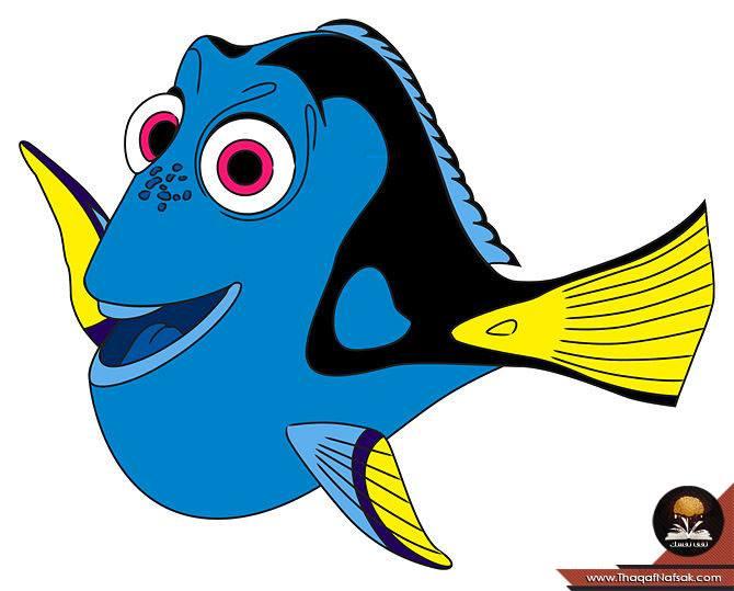 السمكة دوري، ثقف نفسك 8