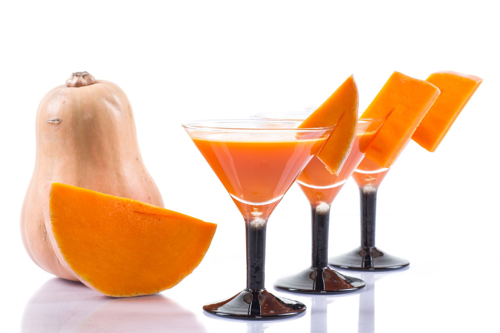 طريقة عمل عصير القرع