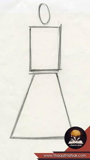 كيف ترسم علاء الدين، ثقف نفسك 1