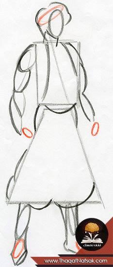 كيف ترسم علاء الدين، ثقف نفسك 3