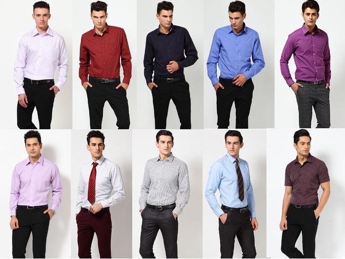 كيف تختار القميص المناسب