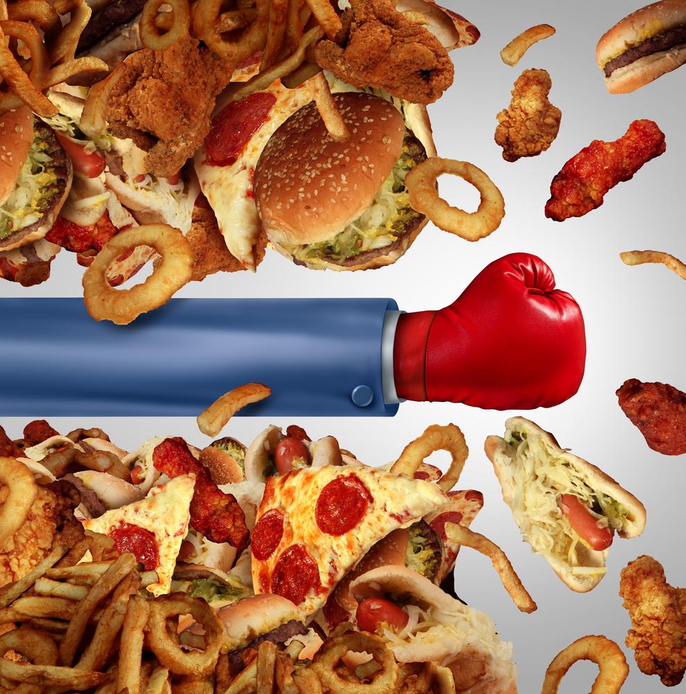 مواد غذائية ضارة
