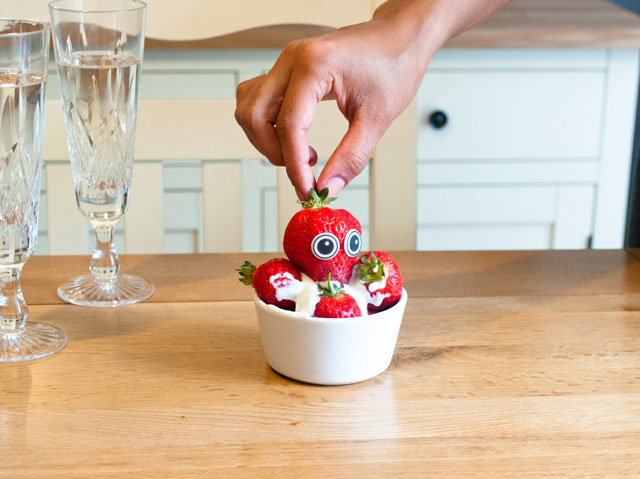 الأطعمة المفيدة لصحة العين