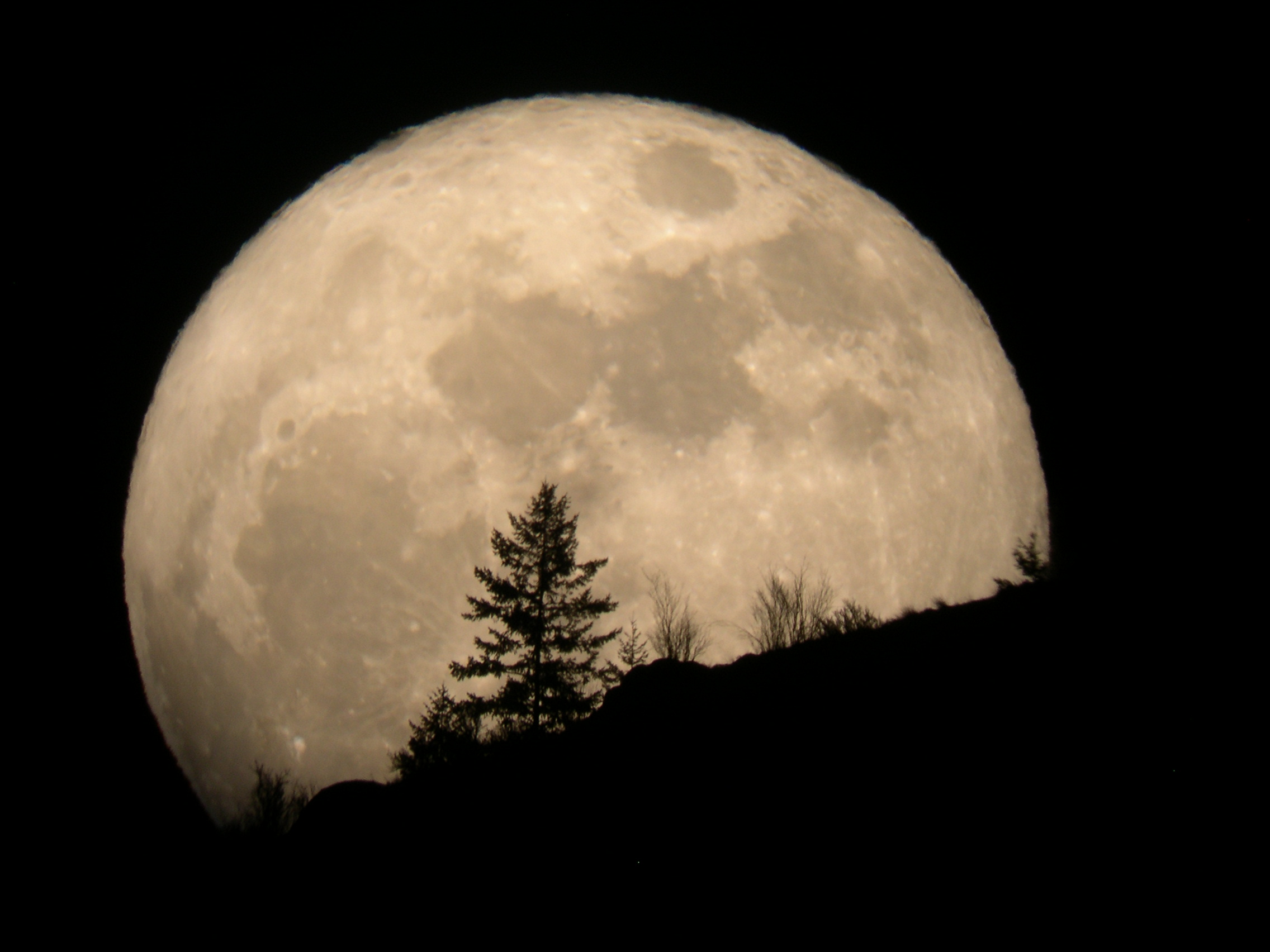 حقائق عن القمر