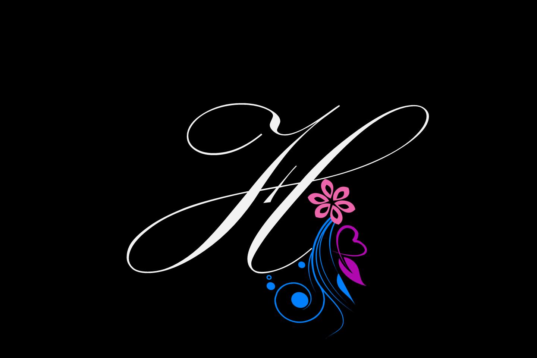 A Love H Wallpaper - impremedia.net