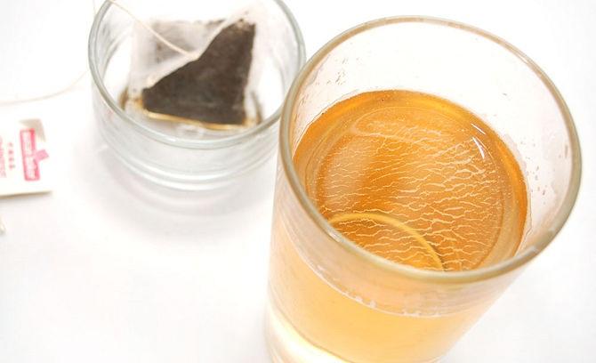 الشاي الأخضر المثلج 4