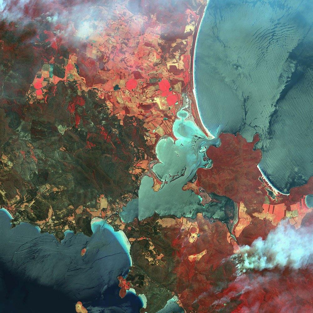 20 صورة مذهلة للأرض من الفضاء