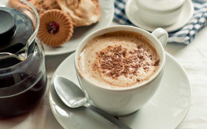 طريقة عمل القهوة بالقرفة