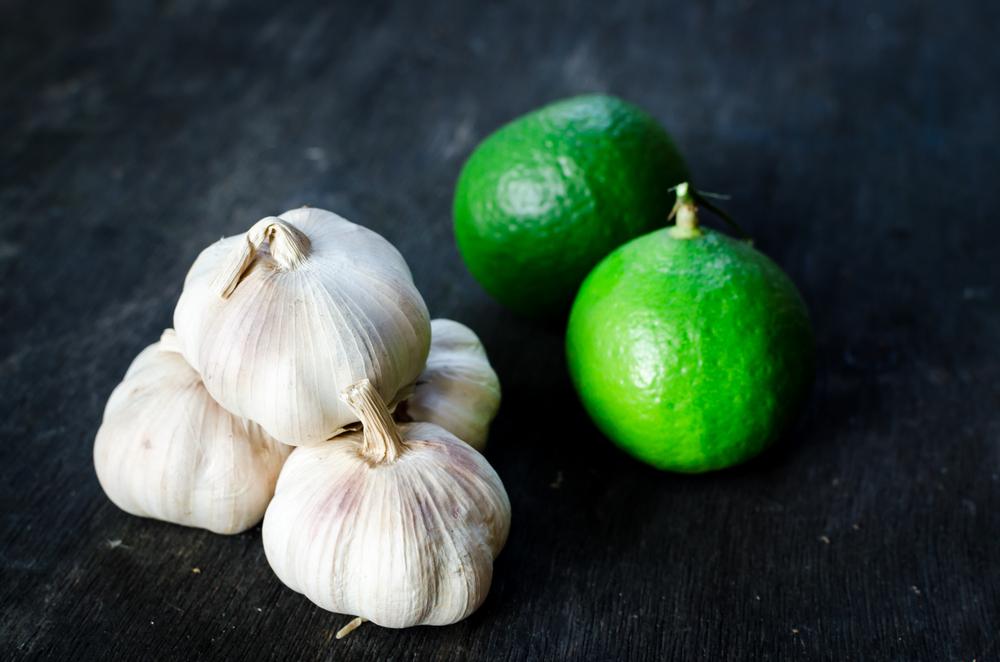 الثوم و الليمون لصحة الجسم