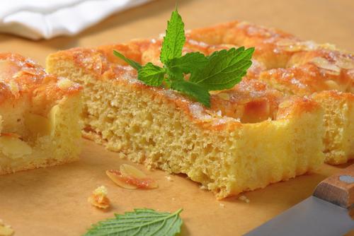 طريقة عمل الكيكة الاسفنجية بالصور