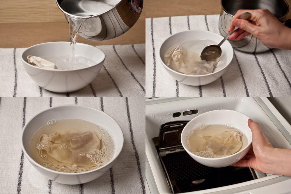 طريقة عمل الصابون السائل فى المنزل بالصور