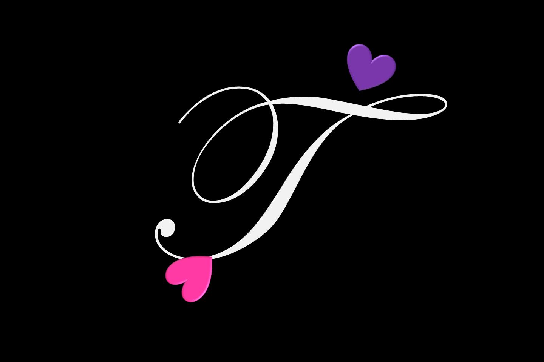 T t - T alphabet wallpaper hd ...