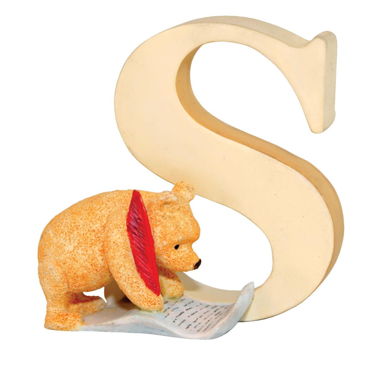 Winnie The Pooh Name Letters