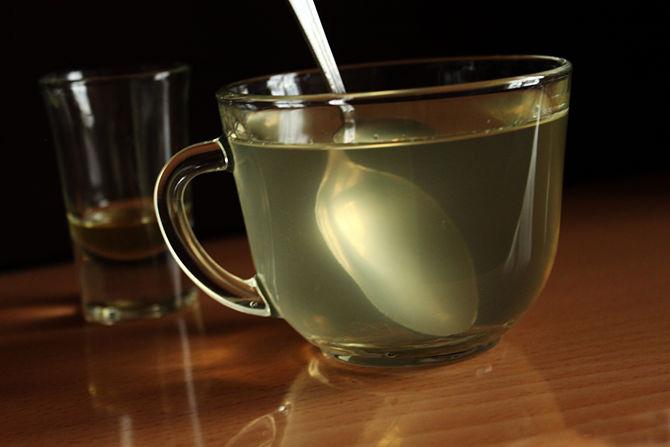 مشروب العسل والماء