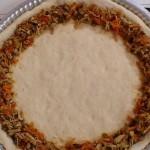 أسهل وصفة لطريقة عمل بيتزا باللحم المفروم 4